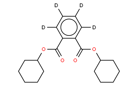 DICYCLOHEXYL PHTHALATE-3,4,5,6-D4
