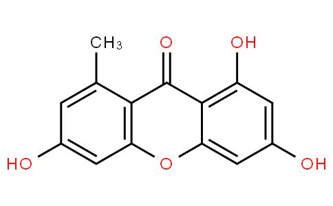 3,6,8-Trihydroxy-1-methylxanthone