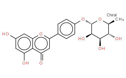 Apigenin 4'-O-rhamside
