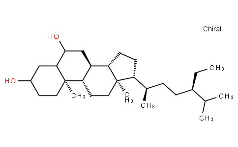 Stigmastane-3,6-diol