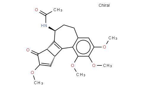 [7S-(7alpha,7bbeta,10abeta)]-N-(5,6,7,7b,8,10a-hexahydro-1,2,3,9-tetramethoxy-8-oxobenzo[a]cyclopenta[3,4]cyclobuta[1,2-c]cyclohepten-7-yl)acetamide