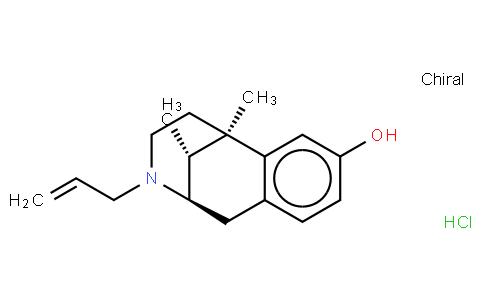N-ALLYLNORMETAZOCINE