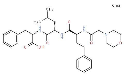 (alphaS)-alpha-[(4-Morpholinylacetyl)aMino]benzenebutanoyl-L-leucyl-L-phenylalanine