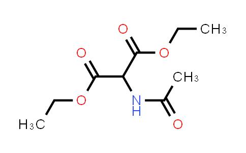 Diethyl acetamidomalonate