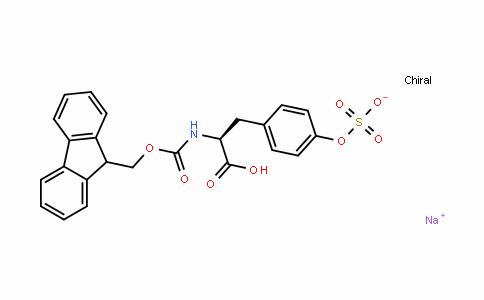 Fmoc-O-Sulfo-L-Tyrosine sodium salt