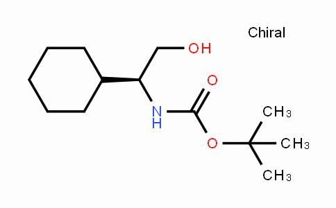N-Boc-L-cyclohexylglycinol