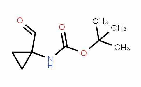 Tert-butyl 1-formylcyclopropylcarbamate