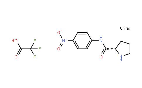 L-Proline 4-nitroanilide trifluoroacetate