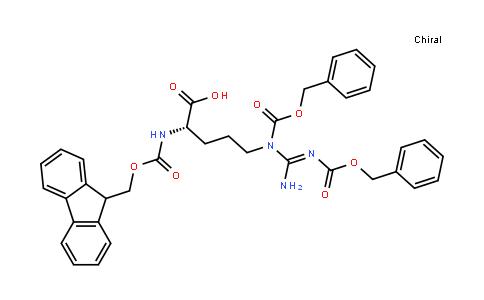 Fmoc-Arg(Z)₂-OH