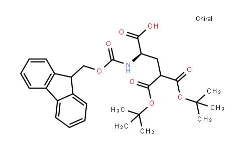 Fmoc-D-Gla(otbu)2-OH