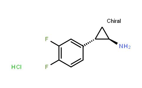 (1R,2s)-2-(3,4-difluorophenyl)cyclopropan-1-amine hydrochloride