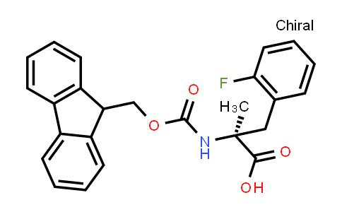 Fmoc-α-methyl-L-2-Fluorophe