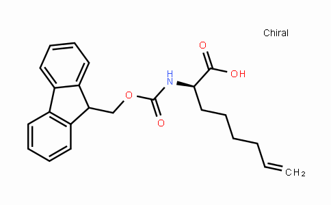 (R)-N-Fmoc-2-(5'-hexyl)glycine