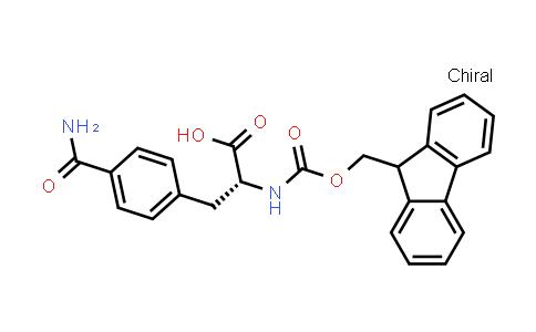 Fmoc-D-4-Carbamoylphe