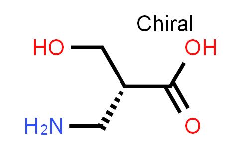 (2R)-2-(aMinomethyl)-3-hydroxypropanoic acid