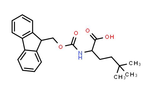 2-(9H-Fluoren-9-ylmethoxycarbonylamino)-5,5-dimethylhexanoic acid