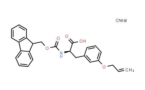 Fmoc-D-M-Tyrosine(OAllyl)