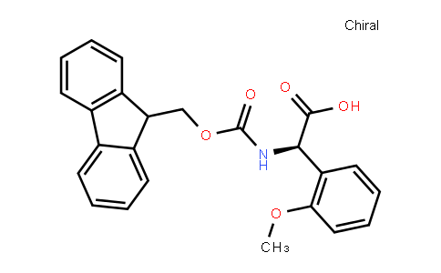 Fmoc-(R)-2-Methoxy-phenylglycine