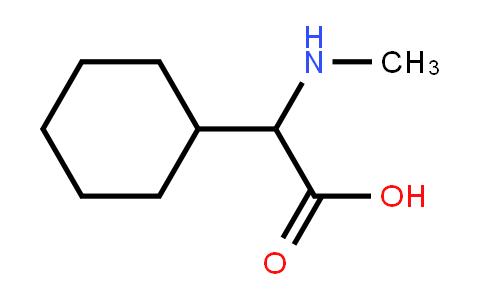 2-Cyclohexyl-2-(methylamino)acetic acid