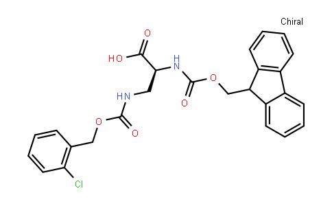 Fmoc-Dap(Z-2-Cl)-OH