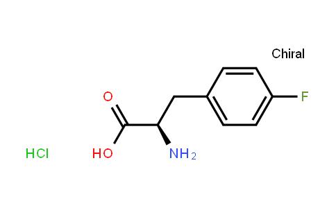 4-Fluoro-D-phenylalanine hydrochloride