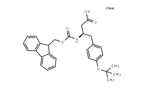 Fmoc-D-β-Hotyr(OtBu)-OH