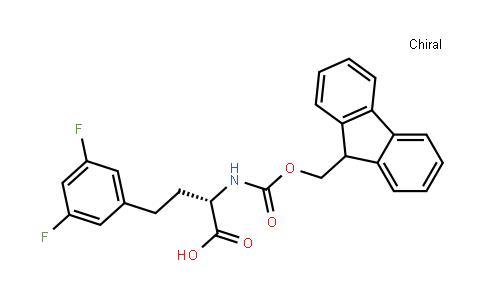 (S)-a-(Fmoc-amino)-3,5-difluorobenzenebutanoic acid