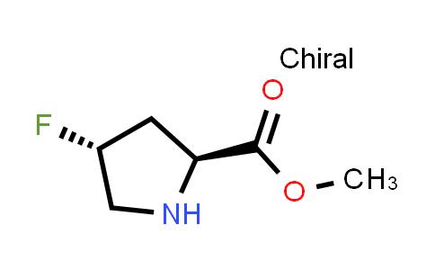 (2S,4R)-Methyl 4-fluoropyrrolidine-2-carboxylate