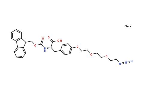 Fmoc-Tyr(azido-PEG3)-OH