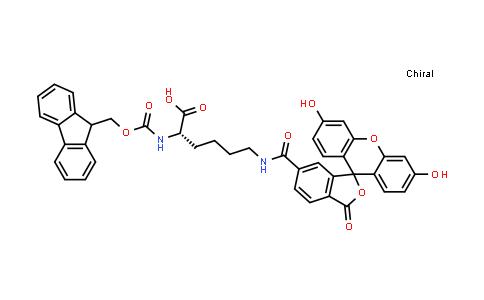 Fmoc-Lys(6'-FAM)-OH