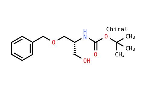 (R)-(+)-3-Benzyloxy-2-(Boc-Amino)-1-Propanol