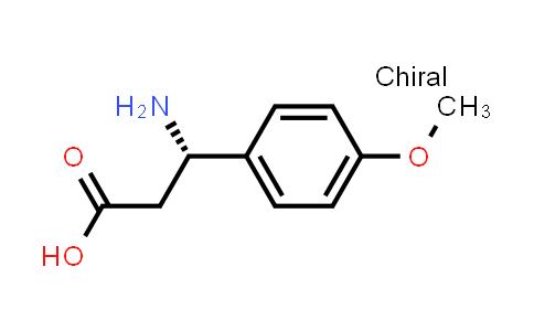 (S)-3-amino-3-(4-methoxy-phenyl)-propionic acid