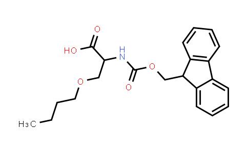 3-Butoxy-2-(9H-fluoren-9-ylmethoxycarbonylamino)propanoic acid