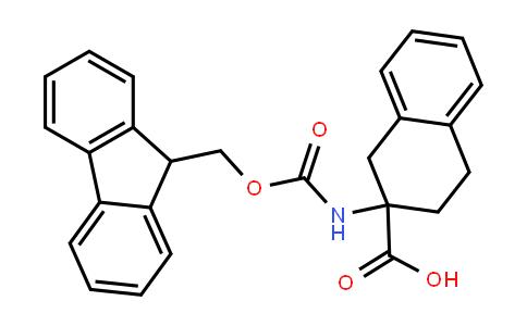 Fmoc-(DL)-2-Aminotetraline-2-Carboxylic Acid