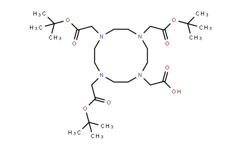 Tri-Tert-Butyl 1,4,7,10-Tetraazacyclododecane-1,4,7,10-Tetraacetate