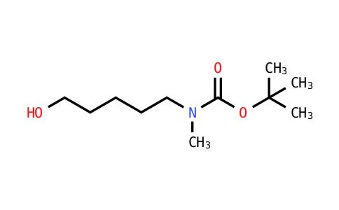Tert-butyl N-(5-hydroxypentyl)-N-methylcarbamate