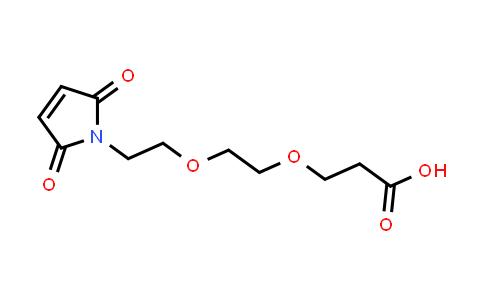 Mal-PEG2-Acid