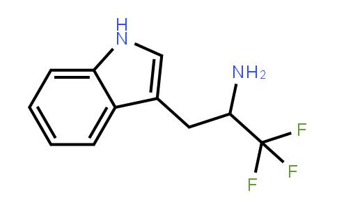 1,1,1-Trifluoro-3-(1h-indol-3-yl)propan-2-amine