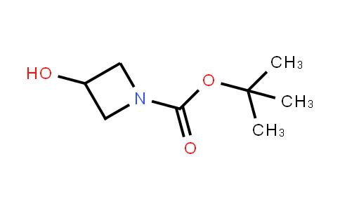 1-Boc-3-hydroxyazetidine