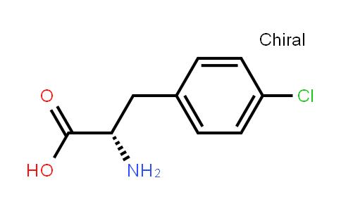 4-chloro-L-phenylalanine