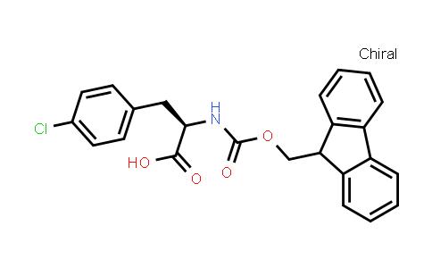 Fmoc-4-Chloro-D-Phenylalanine