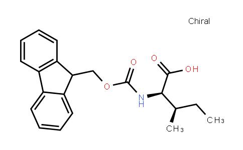 Fmoc-D-isoleucine