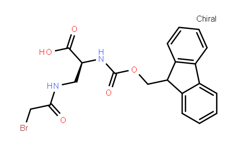 Fmoc-Dap(Bromoacetyl)-OH