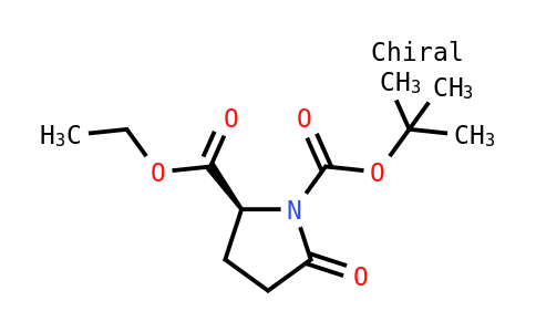 Boc-L-Pyroglutamic acid ethyl ester