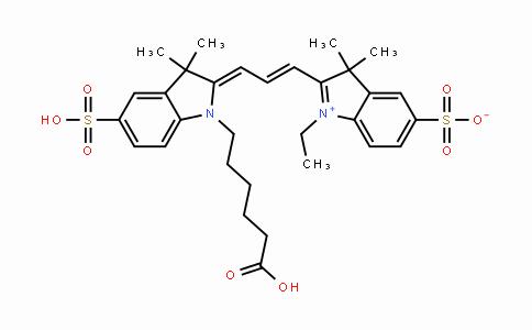 Sulfo-Cy3-acid