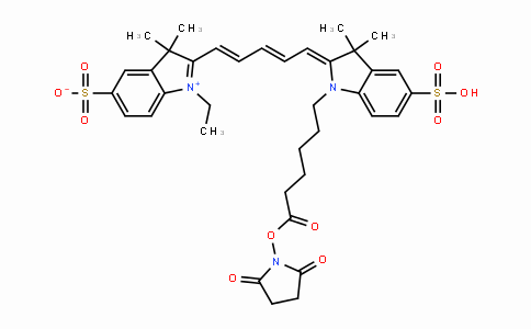 Sulfo-Cy5-SE
