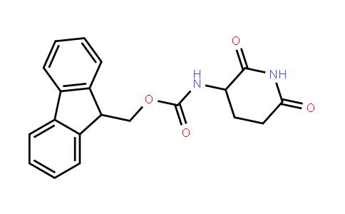 3-Fmoc-amino-2,6-dioxopiperidine