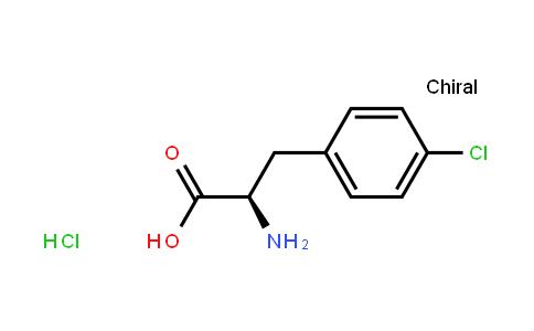 4-Chloro-D-phenylalanine