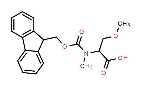 N-((9H-Fluoren-9-Ylmethoxy)Carbonyl)-N,O-Dimethyl-L-Serine