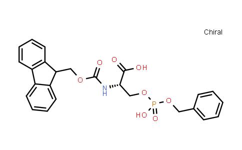 Fmoc-O-(Benzylphospho)-L-Serine